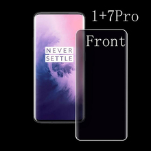 Superior Quality Full Screen Smooth Water Gel Front Film for 1+7 pro/1+7 Accessories Suit for One Plus 7 Pro /7 Anti Drop/Dust