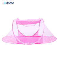 With Netting Foldable Portable Do Not Install Game Beds Simple Anti Dust Boy Girl Red Blue