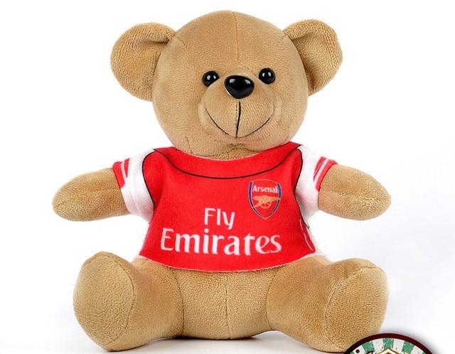 8973537f HOT Arsenal shirt teddy bear toy car decoration accessories soccer star  Ozil fans supplies automotive supplies
