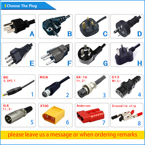 Image 5 - 43.8V 4A  Charger 12S 36V 38.4V Lifepo4 battery  Charger Output DC 43.8V With cooling fan Free Shipping