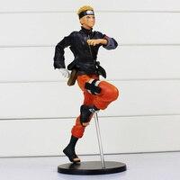 1Pc Anime Naruto Figures Uzumaki Naruto PVC Action Figure Toys Model Dolls 24cm Approx Great Gift