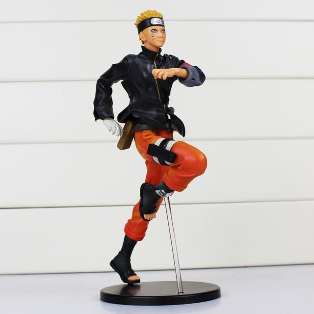 24cm Naruto Uzumaki Action Figure