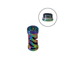 Image 4 - Deshion 1PC Bunte Aluminium Legierung Angeln Reel Griff Knob für Spinning Reel Griff Knob