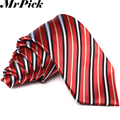 2016 New Men 8cm Stripe Ties Fashion Casual Business Men Neckties T0002