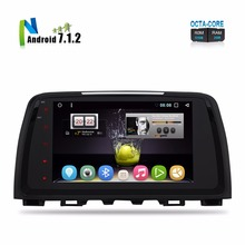 2018 Фирменная Новинка Android стерео для Mazda 6 Atenza 2013 2014 2015 Авто PC Радио площадку аудио видео gps ГЛОНАСС навигация нет DVD