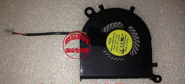 NEW Laptop CPU Cooling Fan for DELL XPS 13 DFS150505000T FFH0 0XHT5V Free Shipping