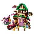 Pogo Gifts 348Pcs 10502 Elves Starlight Inn Kits 41174 Girls Friends Building Blocks Bricks Toys Compatible Legoe