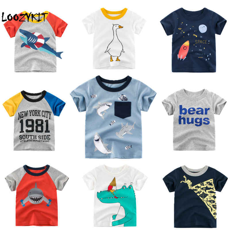 5237865b Detail Feedback Questions about Loozykit Kids Boys T Shirt Summer ...