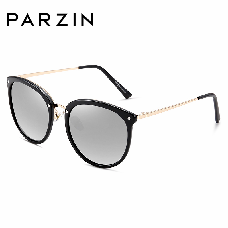 8ce14d562005f Aliexpress.com   Buy PARZIN Men Women Ultra Light 2018 New Colorful Vintage Steampunk  Sunglasses Plastic Polarized Elegant Luxury Eyewear 9868 from Reliable ...
