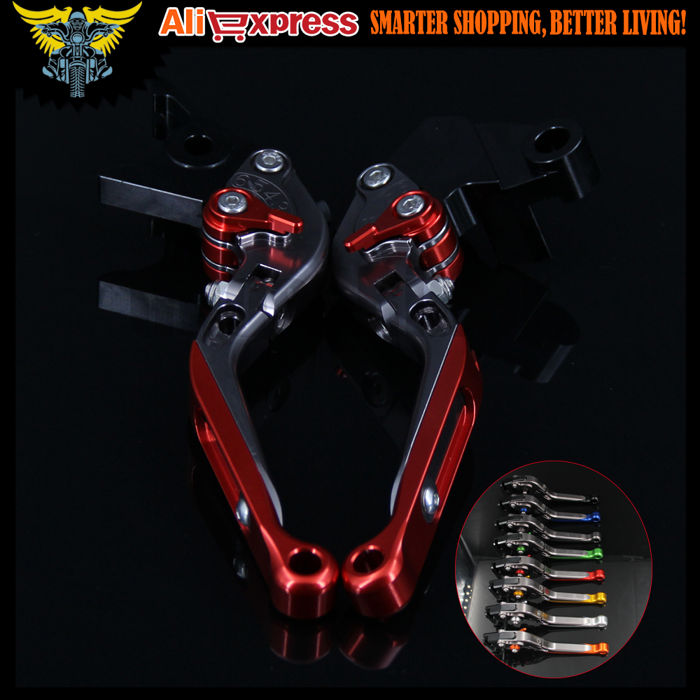 CNC Motorcycle Brake Clutch Levers For Honda VFR800/F 2002 2003 2004 2005 2006 2007 2008 2009 2010 2011 2012 2013 2014 2015 2016 new style motorcycle cnc brake clutch levers for bmw f650gs 2000 2007 2001 2002 2003 2004 2005 2006 f800gs adventure 2008 2016