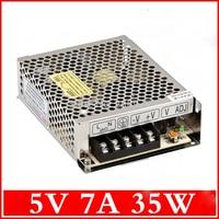 35 W 5 V 7A Sortie Unique de Commutation d'alimentation pour LED light Strip