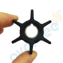 3B2-65021-0 Impeller For Tohatsu Hankai 6HP 8HP 9.8HP 2 Stoke Outboard Engine Boat Motor Aftermarket Parts