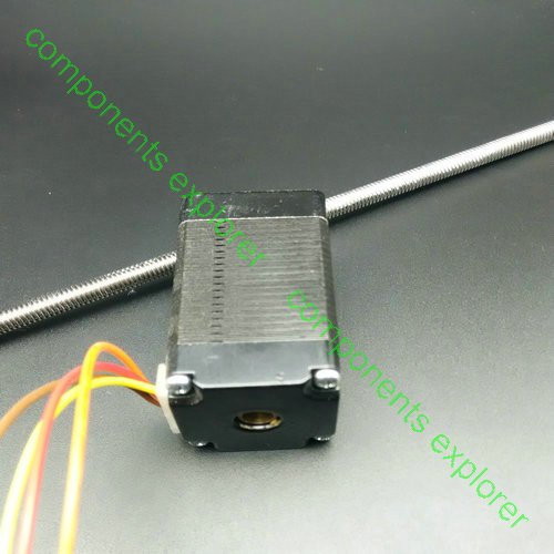Stepper Motor,Nema11 Non-captive Linear Stepper MotorStepper Motor,Nema11 Non-captive Linear Stepper Motor