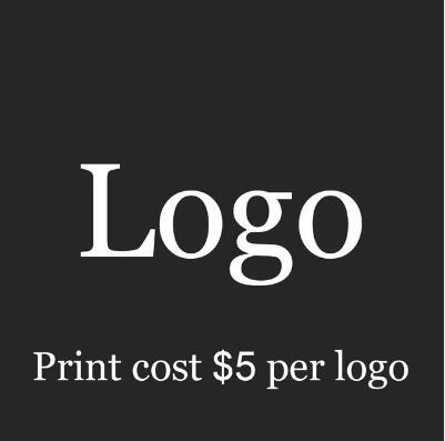 sample/logo cost $5 USD for all bagssample/logo cost $5 USD for all bags