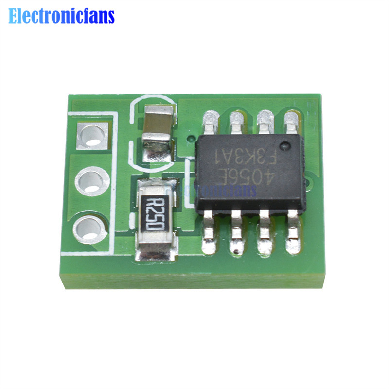 DD08CRMB 5V 1A Ultra-small Li-ion Lithium Rechargeable Battery Charger Module Instead TP4056 For Toy 18650 Breadboard Power Bank