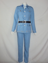 Axis Powers Hetalia APH Finland Tino Vainaminen Anime Custom Made Army Uniform Cosplay Costume