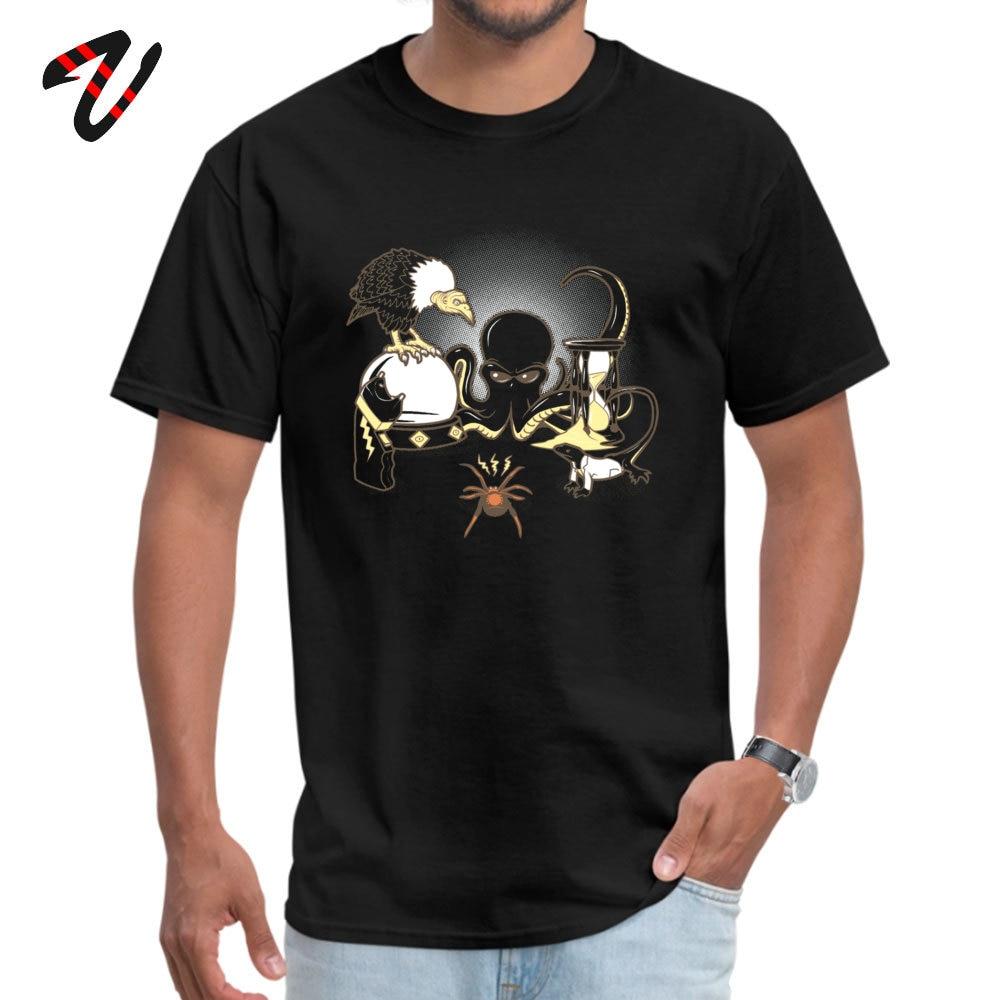 ff02bfe363 Camiseta de algodón puro de Otoño de verano cuello redondo Camiseta de  cuello redondo de Europa para hombre