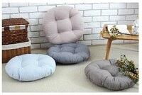 2019 New Big Comfortable Round Seat Cushion Home Decor almofada coussin cojines para silla Window Chair Sofa Tatami Cushion 55cm