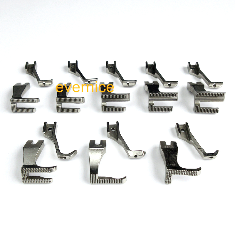 Highlead GC0318-1,Right /& Left Toe Zipper Foot