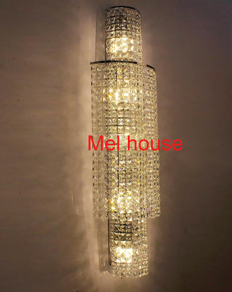 Indoor decorative led ceiling lights wall lamps china led ceiling - Led Wall Lights 110 220v Home Decor Restroom Bathroom Decorative Wall Lamp Modern Crystal Wall Lamps Picture Display Wall Light