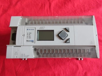 1pc AB Allen Bradley MicroLogix 1400 PLC 1766-L32BXB Fast Shipping Used 1766 l32bwaa plc 120 240v ac micrologix 1400 controller