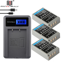 3 x PS-BLS5 BLS-5 BLS5 BLS-50 Battery + Charger for Olympus PEN EPL6 EPL2 EPL3 EPL5 EPL7 8 9 EPM2 EM10 II III Stylus1 S tracked