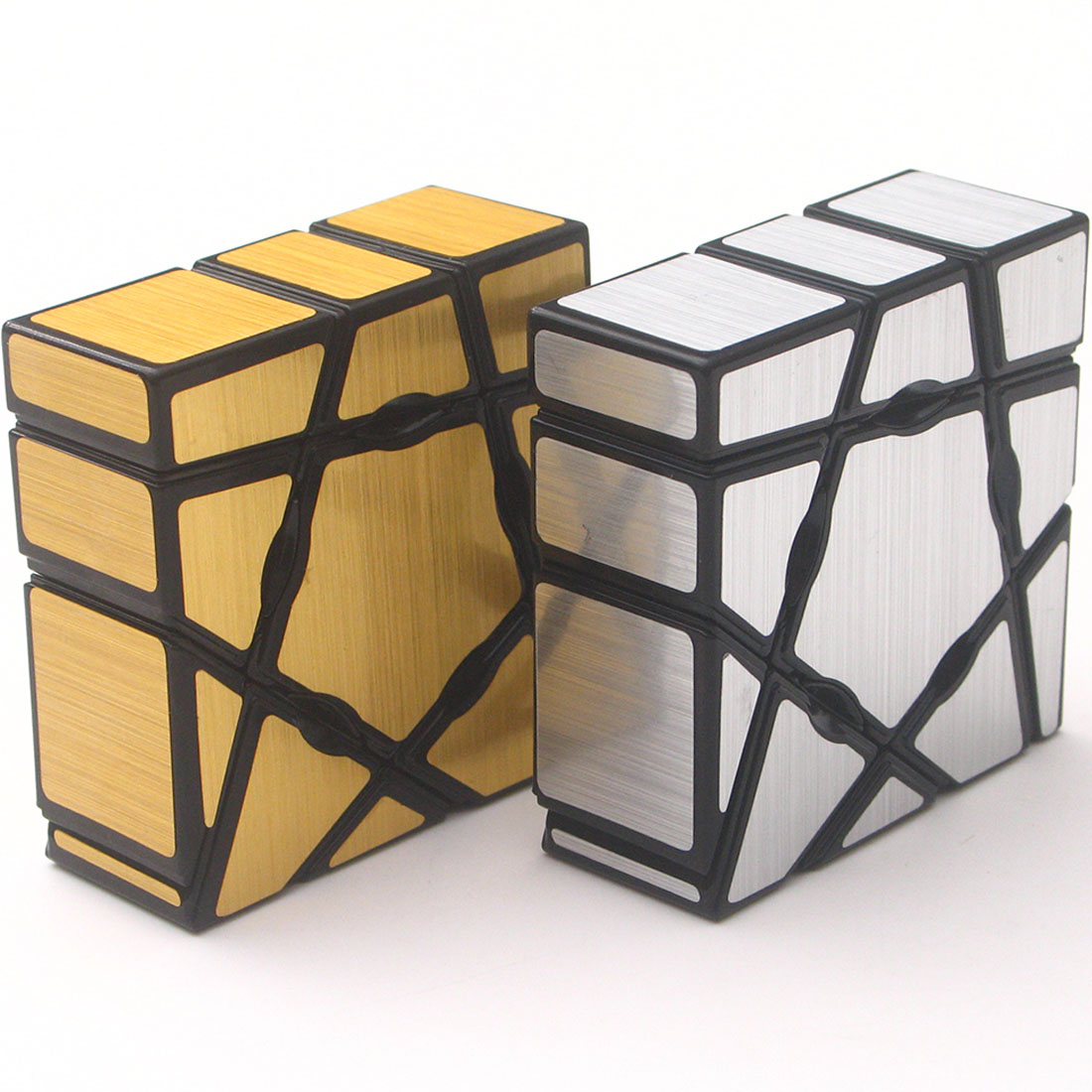 2018 New Abnormity 1x1 Magic Cube Funny Creative Puzzle Toys 1x3x3 Rubiks Cube puzzles antistress cube anti-stress toy cubo ZJD