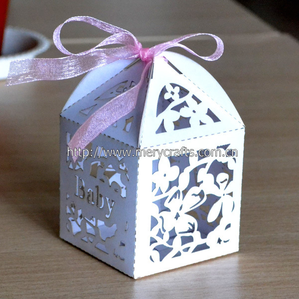 buy thank you baby shower decoration itemsgirl favor box for baby favorcandy girl box from reliable favor