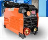 All Copper Core Small Household Mini Handheld MMA Welder AC 220V Output Inverter ARC Welding Machine 180 250V 20 250A