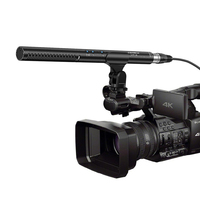 CoMica CVM VP3 Multifunctional Video Shooting Microphone Super shielding Full Metal Mic for Official Conference Formal Interview