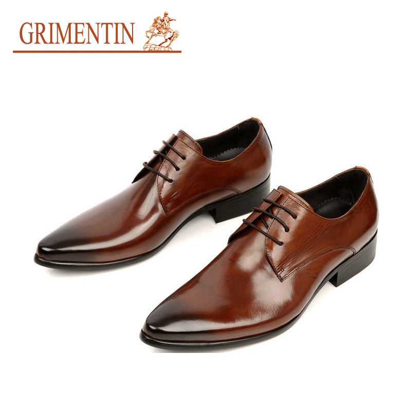 5b026dfcd253b GRIMENTIN Fashion 2015 Italian luxury designer formal dress men shoes  leather black flats men for wedding office size 6 11 ox10-in Women s Flats  from Shoes ...