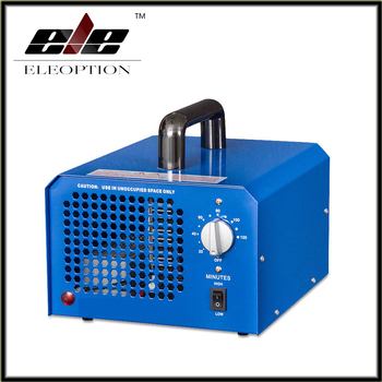 High Quality 3.5-7.0 G/H New Commercial Air Purifier Ozone Generator Cleaner Deodorizer Portable