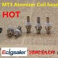 Atacado-10 pcs Substituição 2.4ohm Inferior Aquecimento Bobina de Cabeça para Núcleo de H2 Atomizador H2 Clearomizer EVOD MT3 T3 T4 Ecigarette