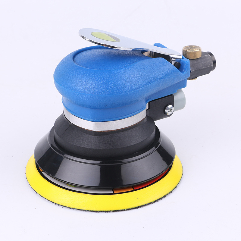 5 Inch Polished Grinding Machine Pneumatic Sandpaper Random Orbital Tools Set5 Inch Polished Grinding Machine Pneumatic Sandpaper Random Orbital Tools Set