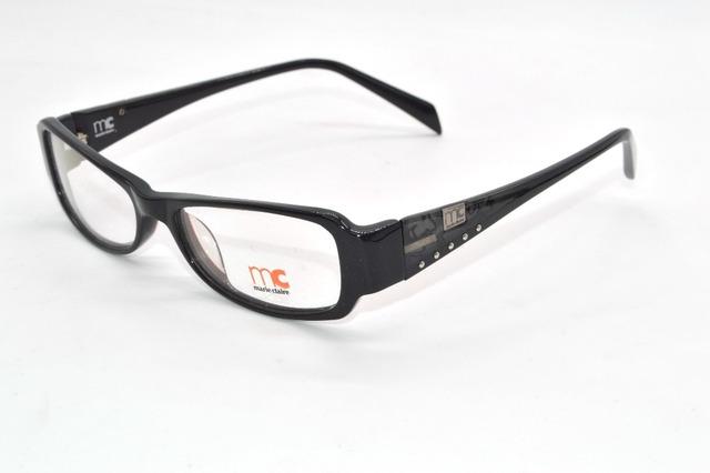 Estilo clássico armações De Acetato preto Custom Made Prescrição míope ou óculos de leitura das mulheres Photochrmic-1 a-6 + 1 a + 6