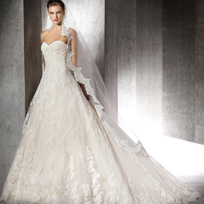 Spanish Lace Wedding Gown: Online Buy Wholesale Ball Spanish From China Ball Spanish