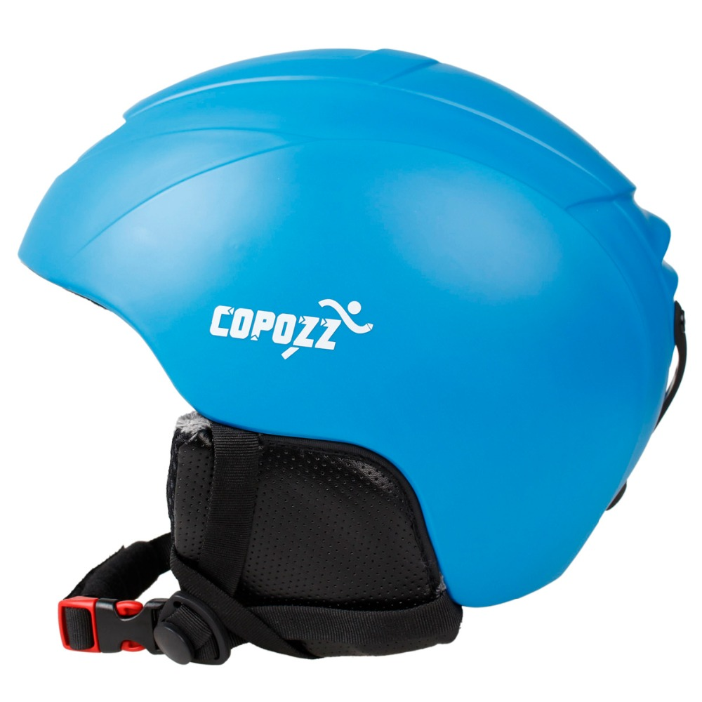 COPOZZ Breathable adult Ski Helmet Integrally-molded Snowboard Helmet Men Women Skating Skateboard Skiing Helmets free shipping new brand ski helmet with abs shell snowboard protection snowboardig skiing helmet with mirror for men women