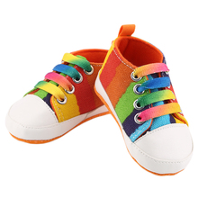 7 style Baby kids First Walkers Shoes Spring Autumn Boys Girls Infant Toddler Classic Sports Sneakers Soft Soled Anti-slip Shoes