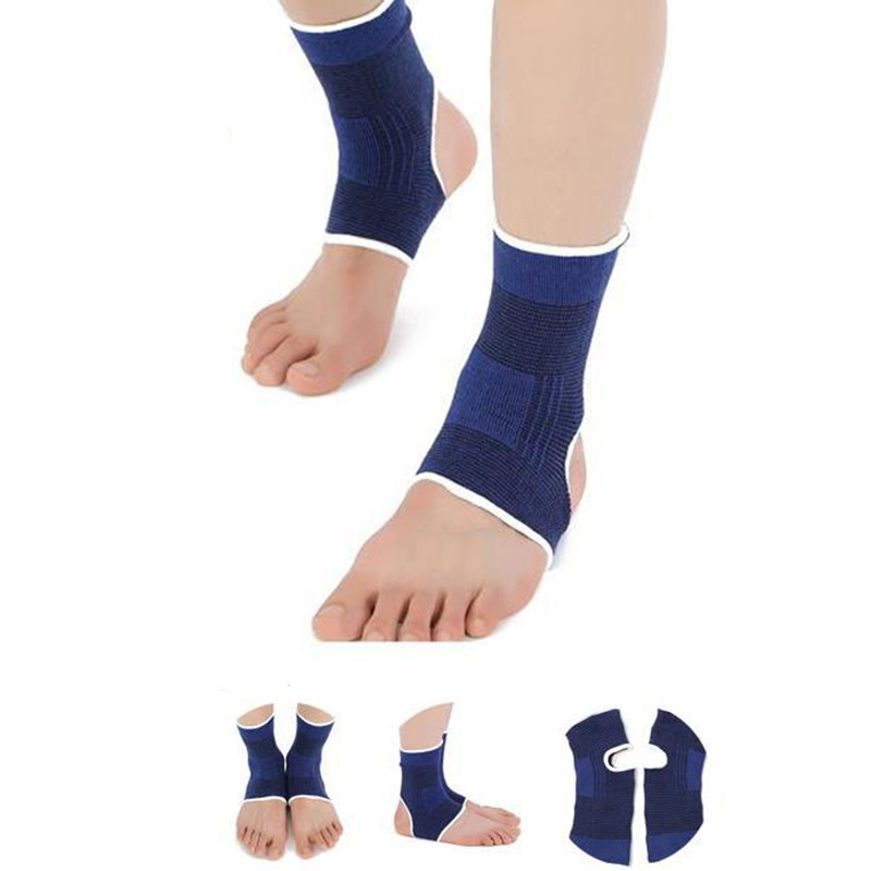 Soft Ankle Brace Support Protection Fitness Gym Running Sports Safety Accessories Foot Bandage Retainer Equipment Weight Legs