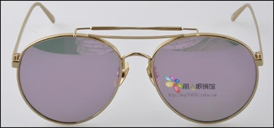 ee64045c453bc PSL GM Big Bully Pilot sunglasses pierced fashion brand design retro  sunglasses-in Sunglasses from Apparel Accessories on Aliexpress.com
