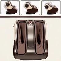 2015 NEW Present!! Free Shipping Luxury Full Feet Massager Electric Shiatsu Foot Massage Machine Foot Care Device