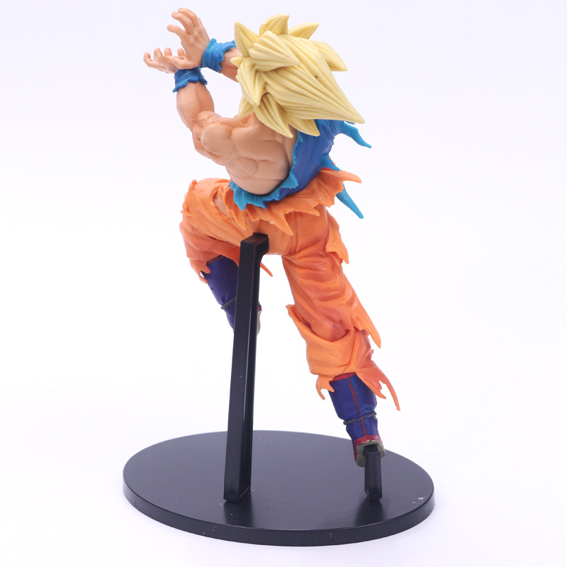 Action & Toy Figures Anime Dragon Ball Movie Dbz Zero Broli Broly Vegeta Super Saiyan Super Dragon Ball Heroes Goku Action Figure Celloction Model