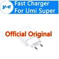 Umi super Flash Cargador de Alta Calidad 100% Original Europa estándar Fash Carga usb adaptador Para Umi Plus/UMI Z teléfono