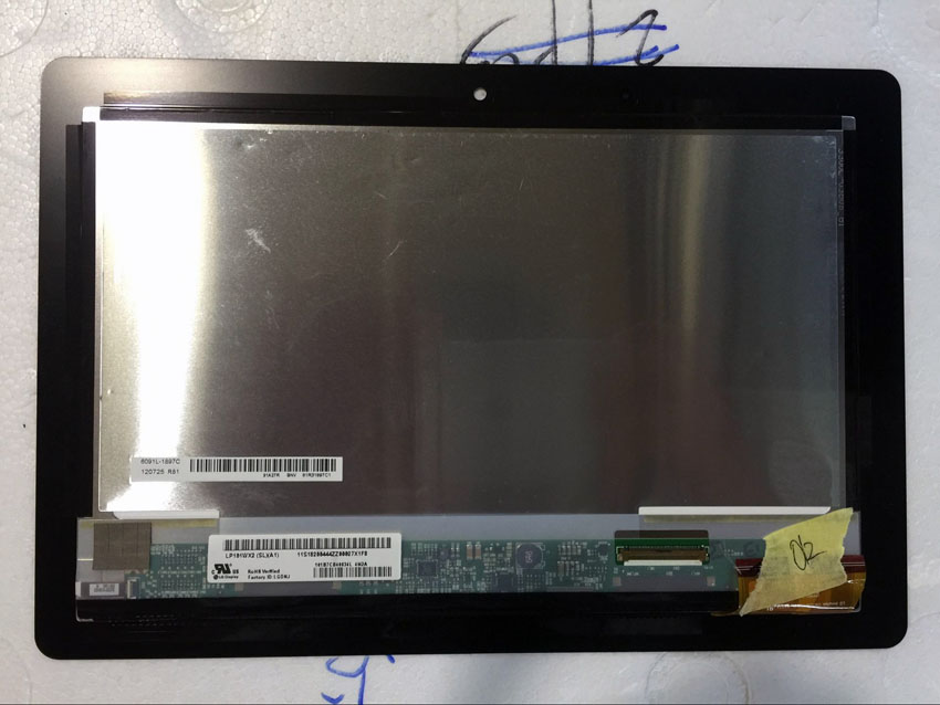 ФОТО Tablet PC assembly 10.1