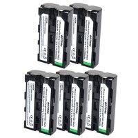 2600mAh NP F550 NP F550 NP F530 NP F570 F570 Rechargeable Li Ion Camera Battery For