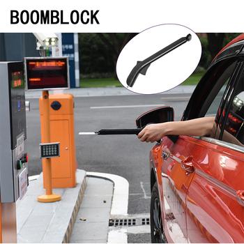 Karta parkingowa samochodu narzędzie do przycinania młotek bezpieczeństwa samochód stylizacji dla Ford Focus 2 3 VW Passat B6 B5 B7 B8 Toyota Avensis Skoda Rapid Fabia tanie i dobre opinie Holowania liny Baterii Jazdy Firewire Skrzynka narzędziowa Torba BOOMBLOCK For Unviersal Car 0 1kg