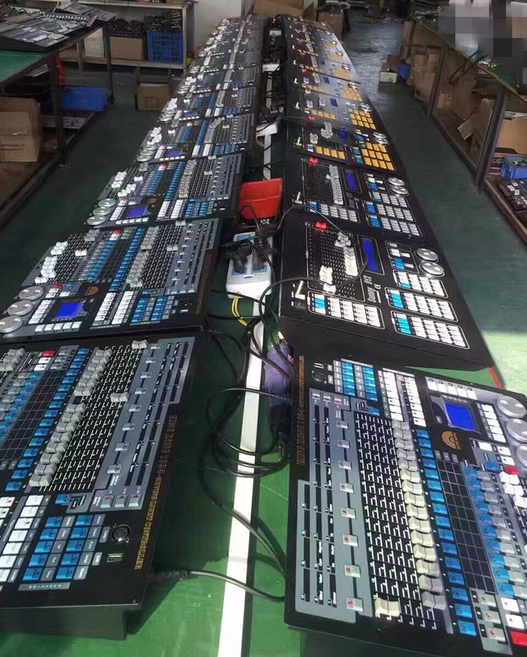 console for dj