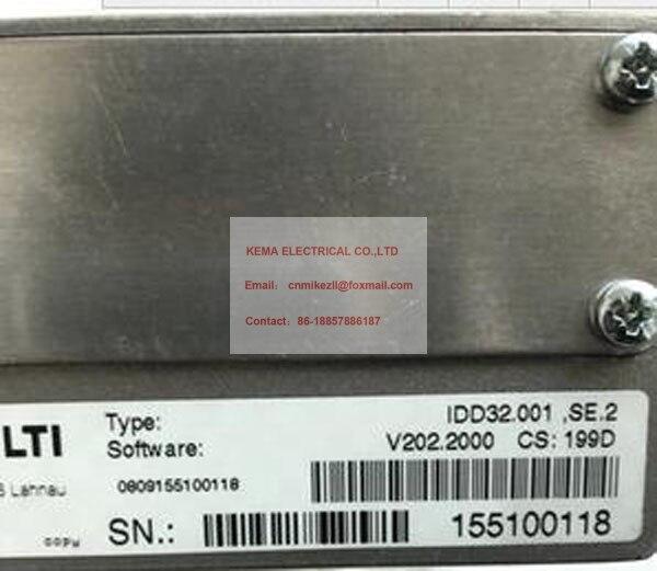 Schindler elevator 5400/300P door motor IDD 32.001P 59307333