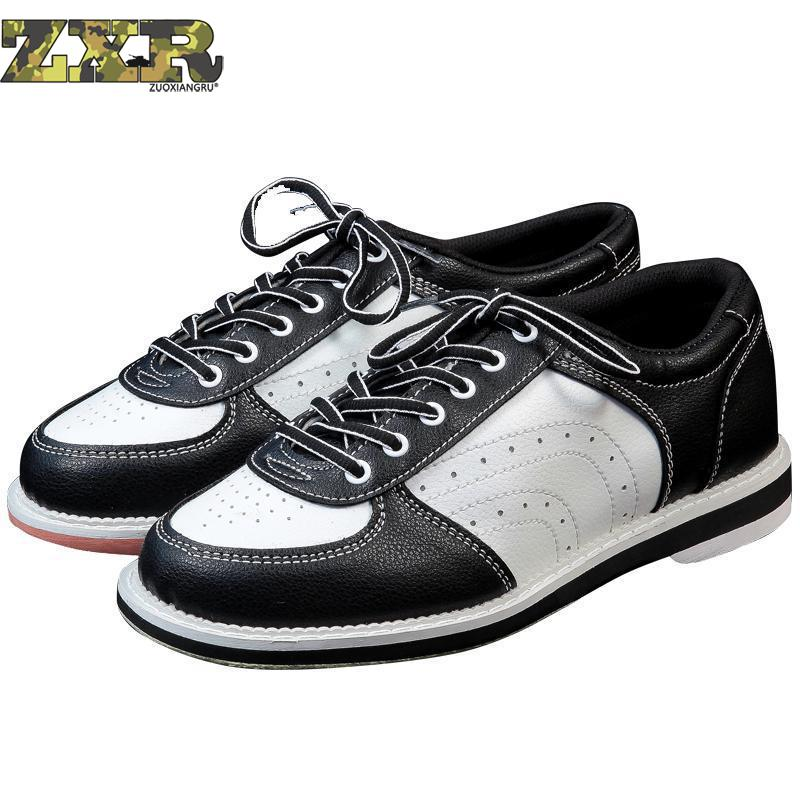Bowling Products professional bowling shoes classic men and women soft leather sneakers super comfortable sports shoes цена