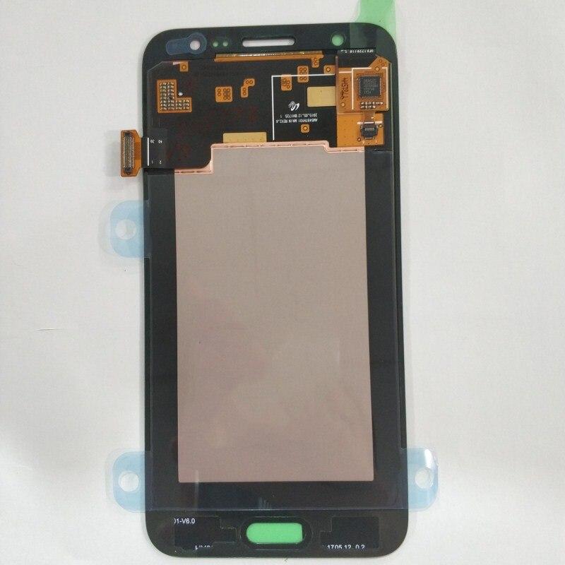 Pour Samsung Galaxy J5 2015 J500 J500F J500FN J500M J500H LCD écran tactile numériseur assemblée remplacer 100% testé